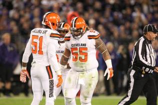 Rich Hall (Cleveland Browns)