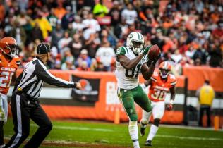 Greg Steed calls the play (New York Jets)