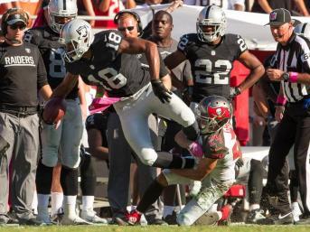 Tom Stephan (Oakland Raiders)