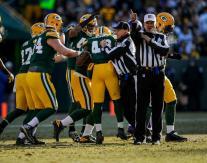 Steve Freeman and Jeff Triplette (Green Bay Packers)