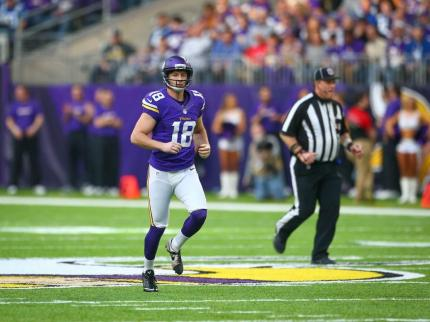 Rich Hall (Minnesota Vikings)
