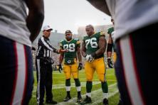 Gene Steratore (Green Bay Packers)