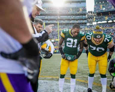 Heads or Tails? (Green Bay Packers)