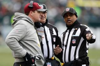 Rob Vernatchi and Patrick Turner (Washington Redskins)