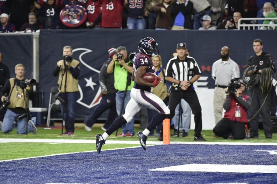 Allen Baynes (Houston Texans)