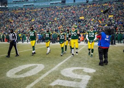 Jimmy Buchanan (Green Bay Packers)