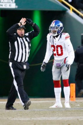 Laird Hayes (New York Giants)