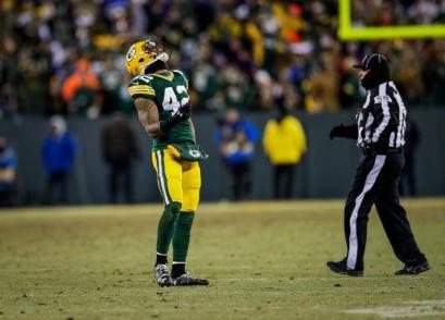 Rusty Baynes (Green Bay Packers)