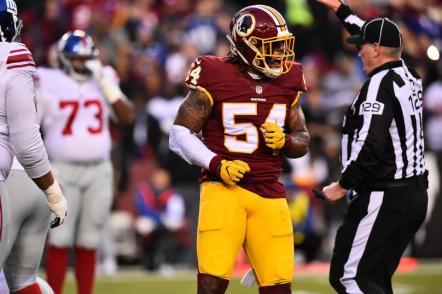 Bill Schuster (Washington Redskins)