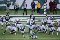 Shawn Smith, Scott Edwards and Dyrol Prioleau (New York Jets)