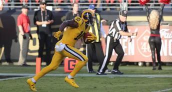 Jeff Bergman (Los Angeles Rams)