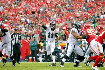 Dan Ferrell (Philadelphia Eagles)
