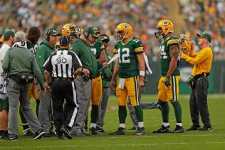 Mike Spanier (Green Bay Packers)