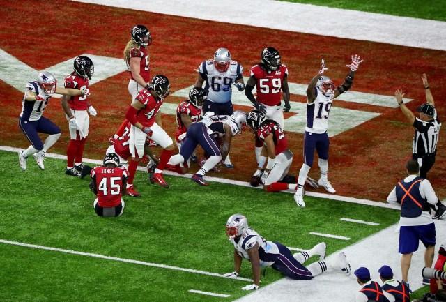 Steve Sanders/NFL