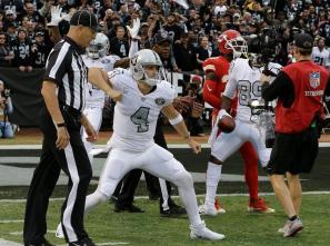 Mark Hittner (Oakland Raiders)