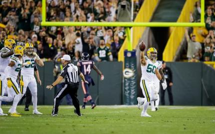 John Hussey (Green Bay Packers)