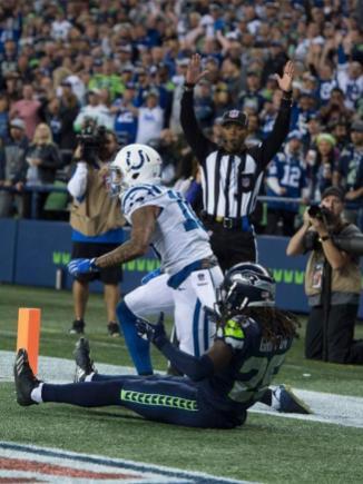 Jabir Walker (Indianapolis Colts)