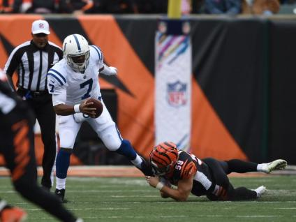 Jerome Boger (Indianapolis Colts)