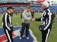 Jonah Monroe and Terry McAulay (Buffalo Bills)