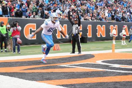 Adrian Hill (Detroit Lions)
