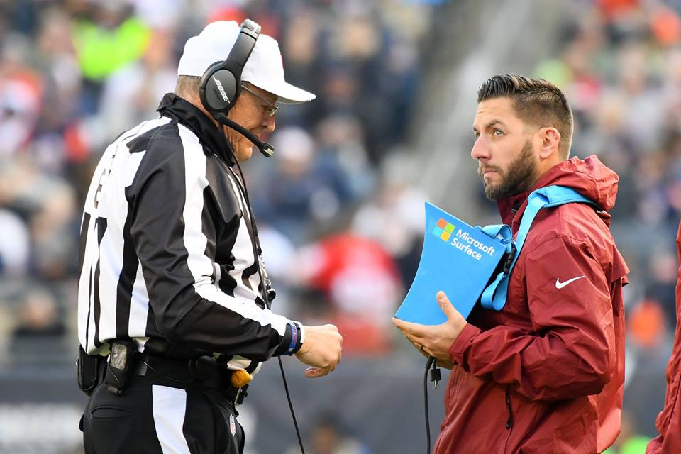 NFL brass getting behind push to add sky judge