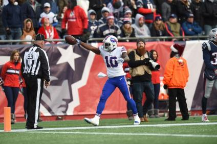 Steve Zimmer (Buffalo Bills)