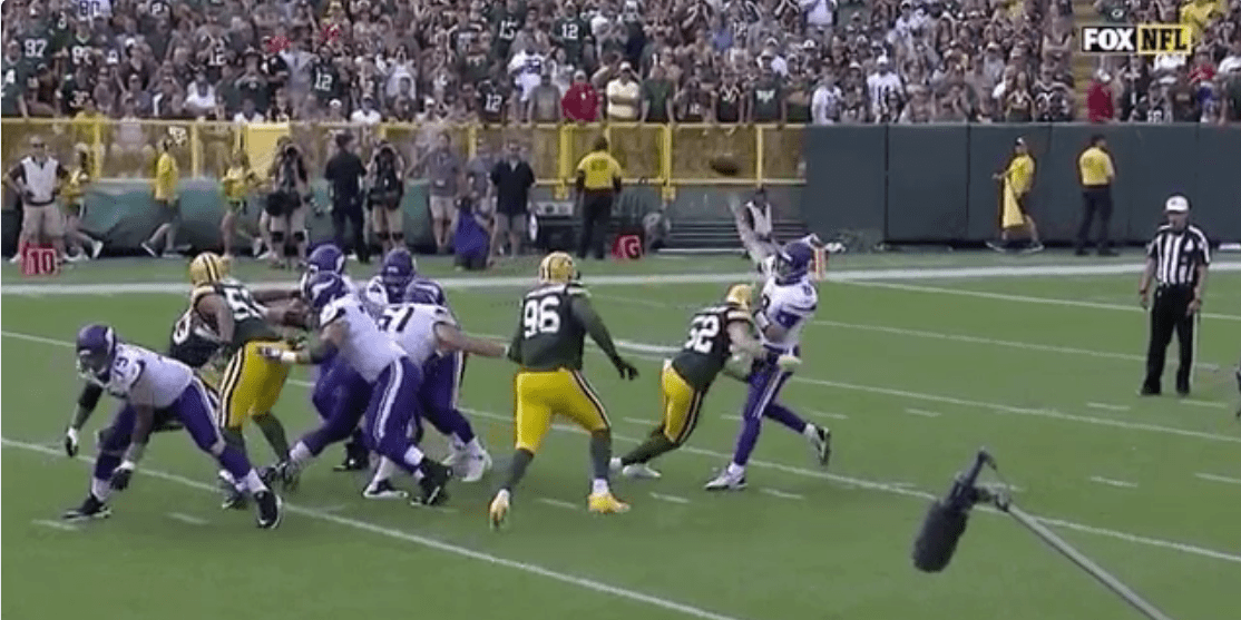 NFL should run far away from reviewable roughing the passer rule proposal