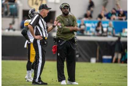Joe Larrew (Pittsburgh Steelers)