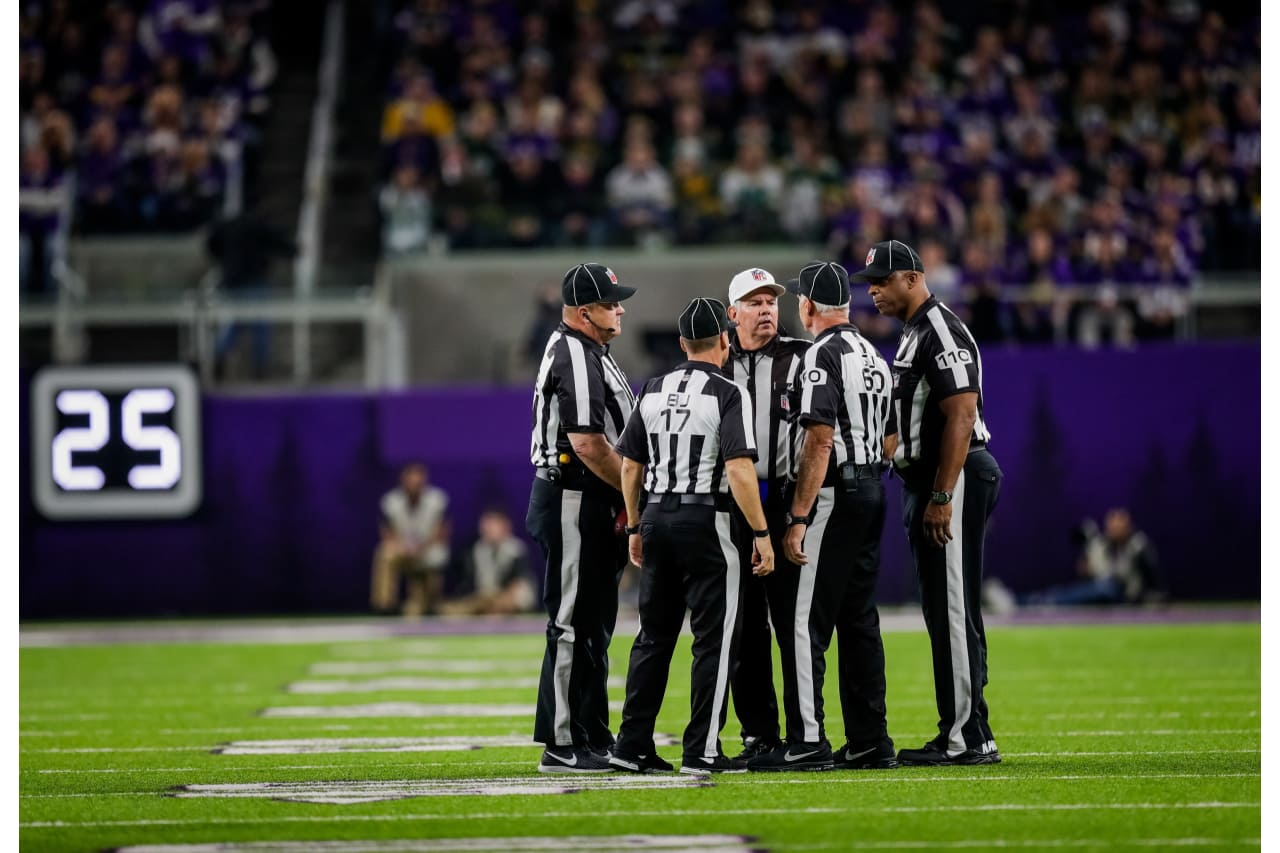 Officiating crews for the 2019 season