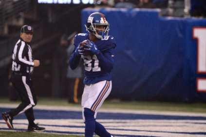 Greg Wilson (New York Giants)