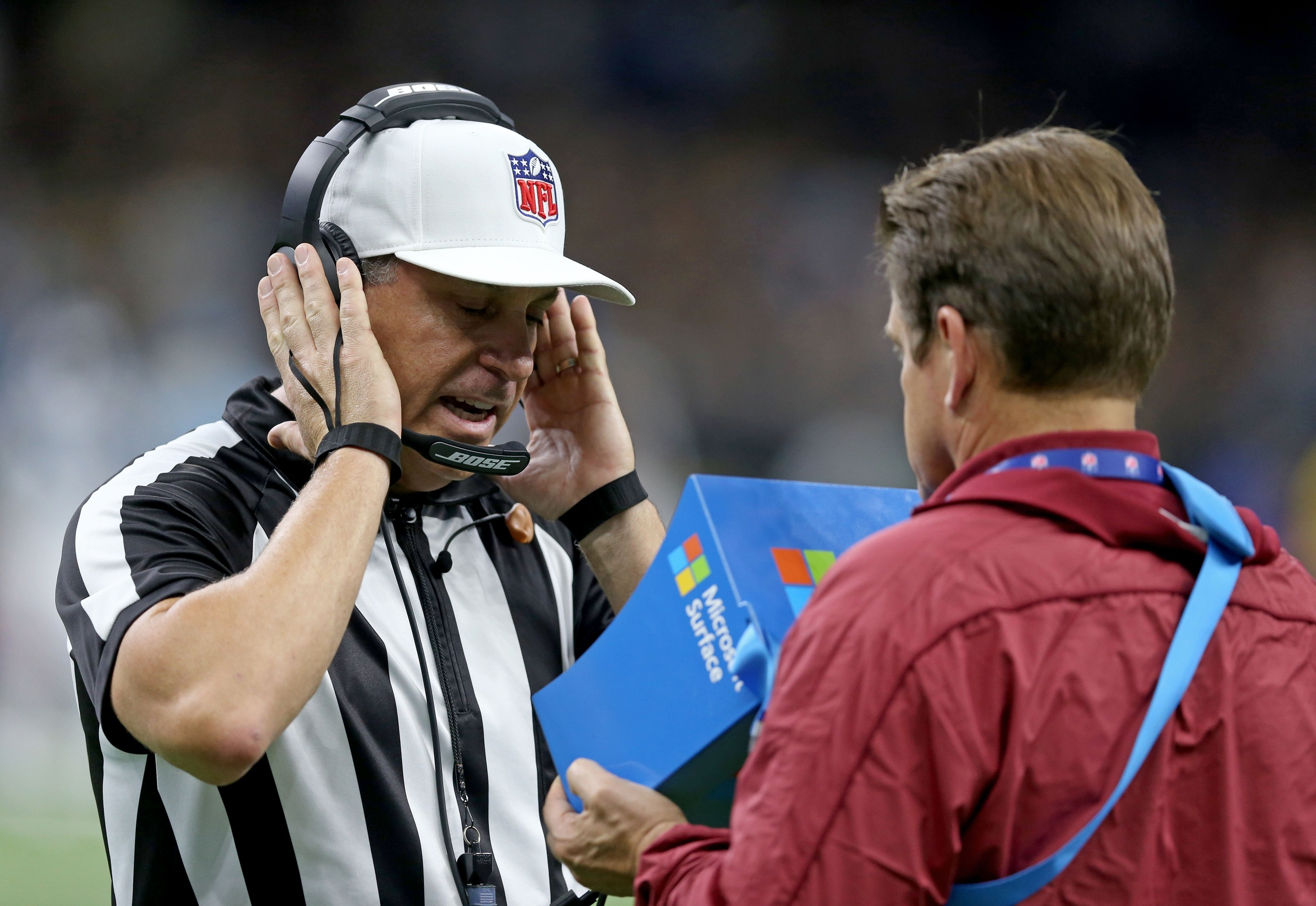NFL teams propose 9 rule changes, most to adjust replay