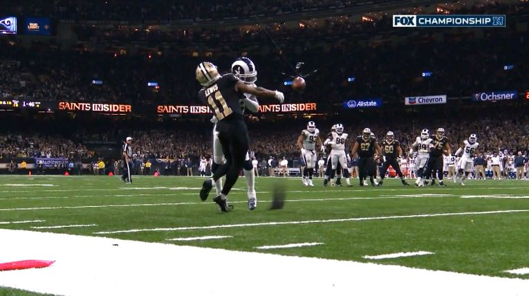 Competition Committee reaffirms March pass-interference review rule which still has many technical issues