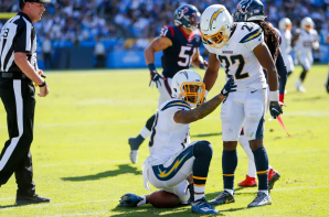 Gary Arthur (Los Angeles Chargers)