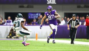 Walt Coleman, IV (Minnesota Vikings)