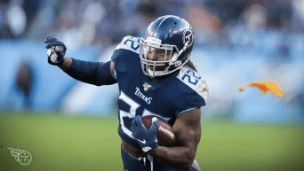 Looks like this run is coming back! (Tennessee Titans)