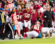 Mike Spanier (Washington Redskins)