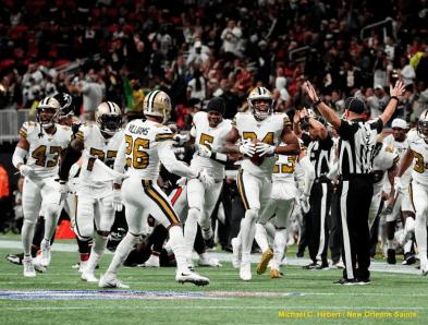 Bart Longson (New Orleans Saints)