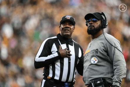 Keith Washington (Pittsburgh Steelers)