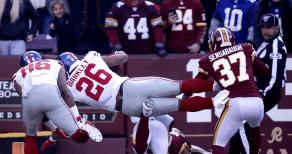 Ryan Dixon (New York Giants)