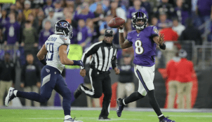 Barry Anderson (Baltimore Ravens)