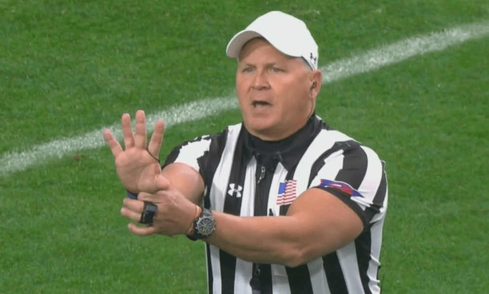 College football referee Mike Defee takes position in NFL front office