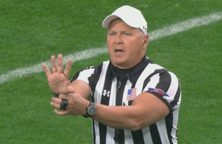 Football Zebras Analysis And Commentary Of The Nfl S Officials And The Calls They Make