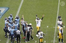 Shawn Hochuli crew (Pittsburgh Steelers)