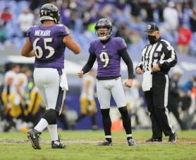 Bruce Stritesky (Baltimore Ravens)