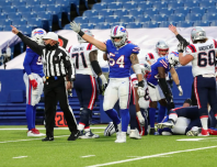 Clete Blakeman (Buffalo Bills)