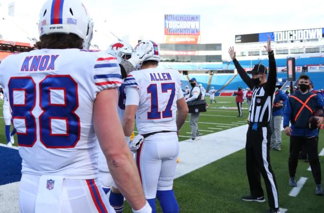 Dana McKenzie (Buffalo Bills)