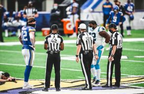 Brad Rogers crew (Carolina Panthers)