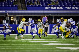 Shawn Hochuli (Green Bay Packers)