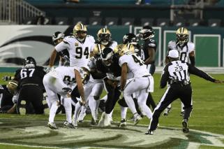 Jerome Boger (New Orleans Saints)