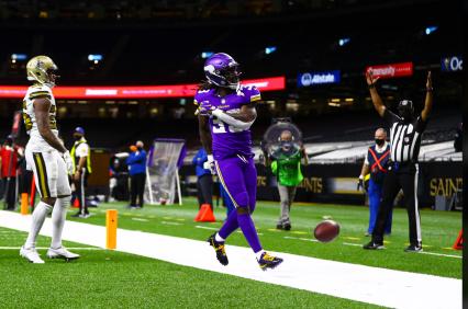 Keith Washington (Minnesota Vikings)